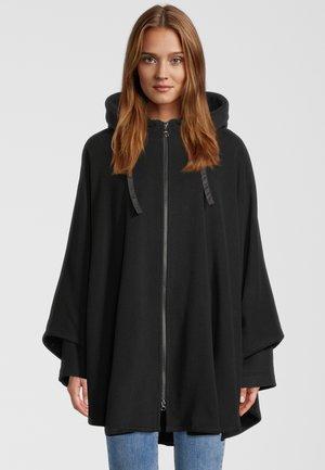 HADA-1 - Zip-up sweatshirt - black