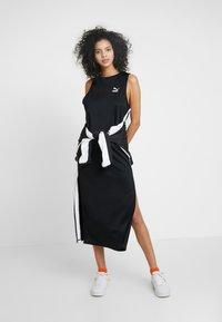 Puma - DRESS - Vestido ligero - black - 1