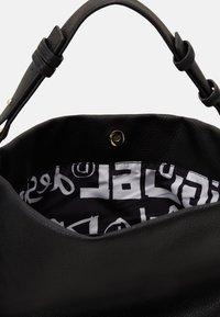 Desigual - BOLS ALEXANDRA PEKIN - Handbag - black - 2