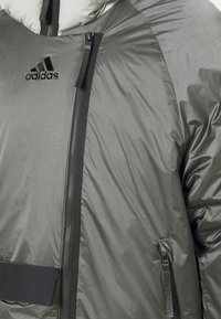 adidas Performance - URBAN COLD RDY OUTDOOR JACKET 2 IN 1 - Down jacket - grey - 6