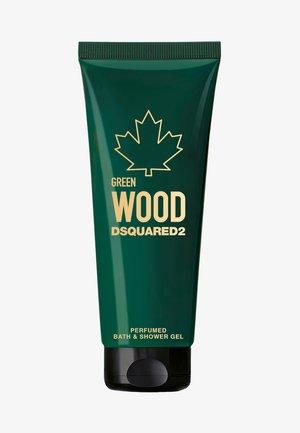 GREEN WOOD DUSCHGEL - Shower gel - -