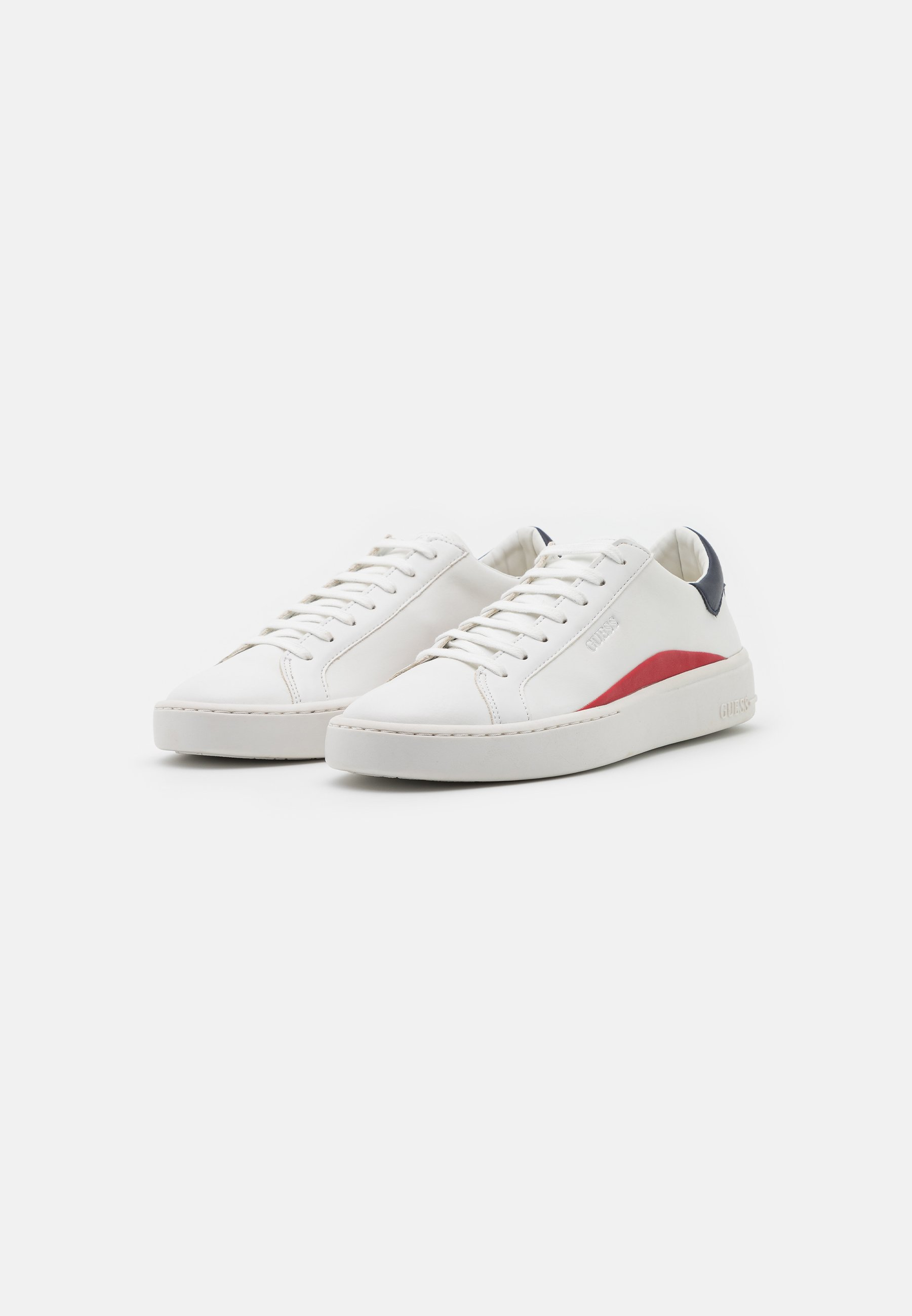 Guess Verona - Sneakers White/red