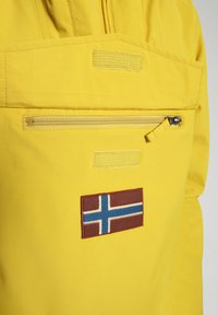 Napapijri - RAINFOREST SUMMER - Winter jacket - yellow moss - 7