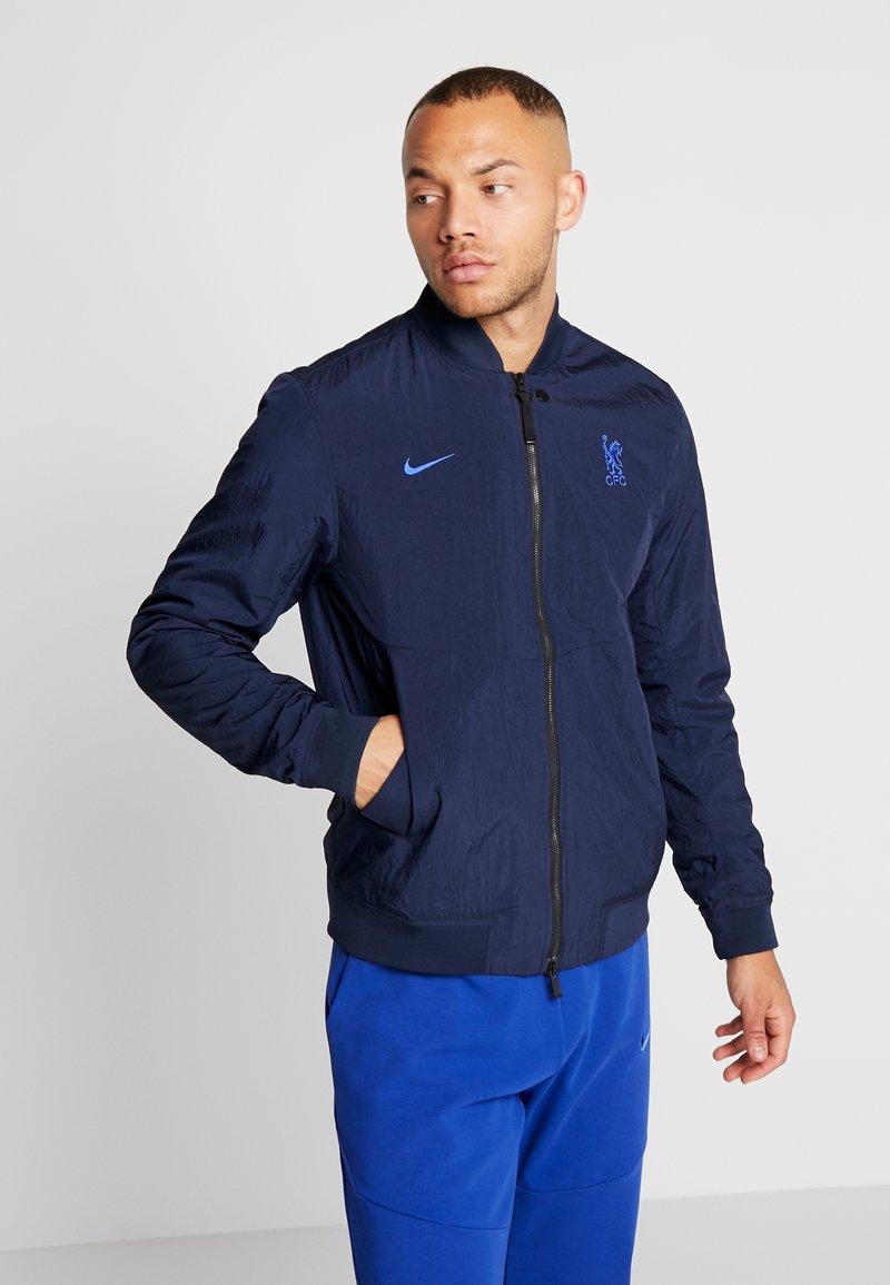 Nike Performance - CHELSEA LONDON - Vereinsmannschaften - obsidian/rush blue