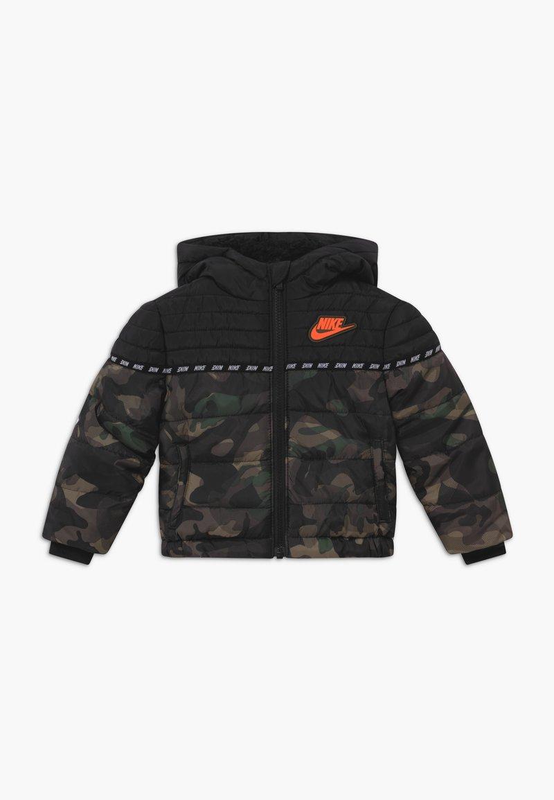 Nike Sportswear - FILLED - Winter jacket - khaki/black