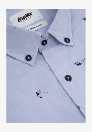 VINTAGE SWIMMER  - Shirt - blue