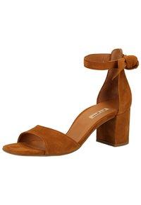 Paul Green - PAUL GREEN PUMPS - Sandals - caramel 56 - 3