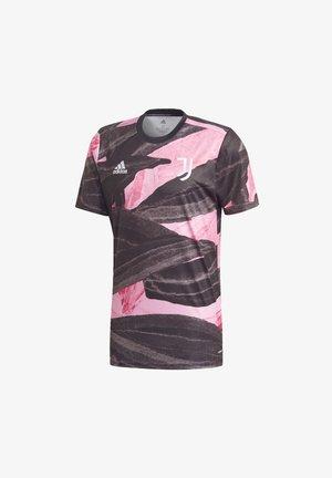 JUVE PRESHI - T-shirt sportiva - black