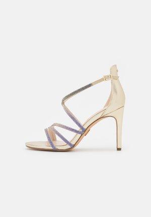 VEGAN MAKAI  - Sandals - rainbow/metallic