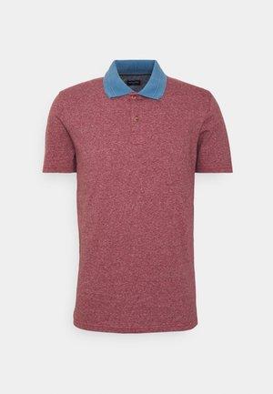 JPRBLUDOM - Poloshirt - brick red