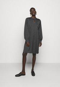 Bruuns Bazaar - ACACIA ARIE DRESS - Denní šaty - black - 0