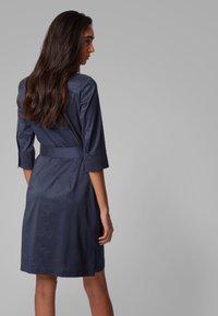 BOSS - DALIRI1 - Shirt dress - open blue - 2
