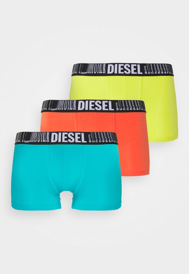 3 PACK - Bokserit - yellow/red/turquoise
