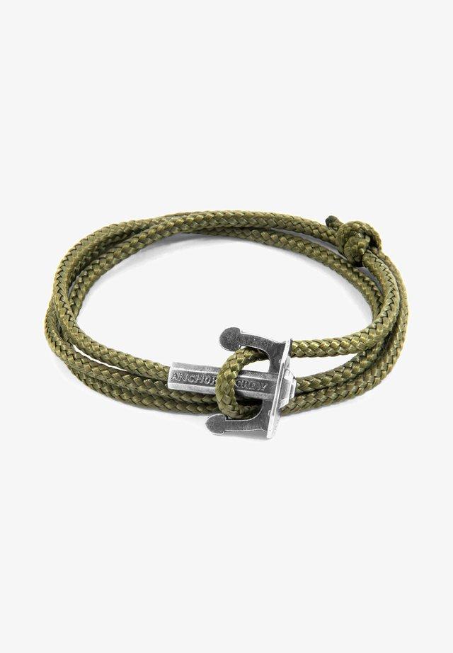 UNION - Armband - olive