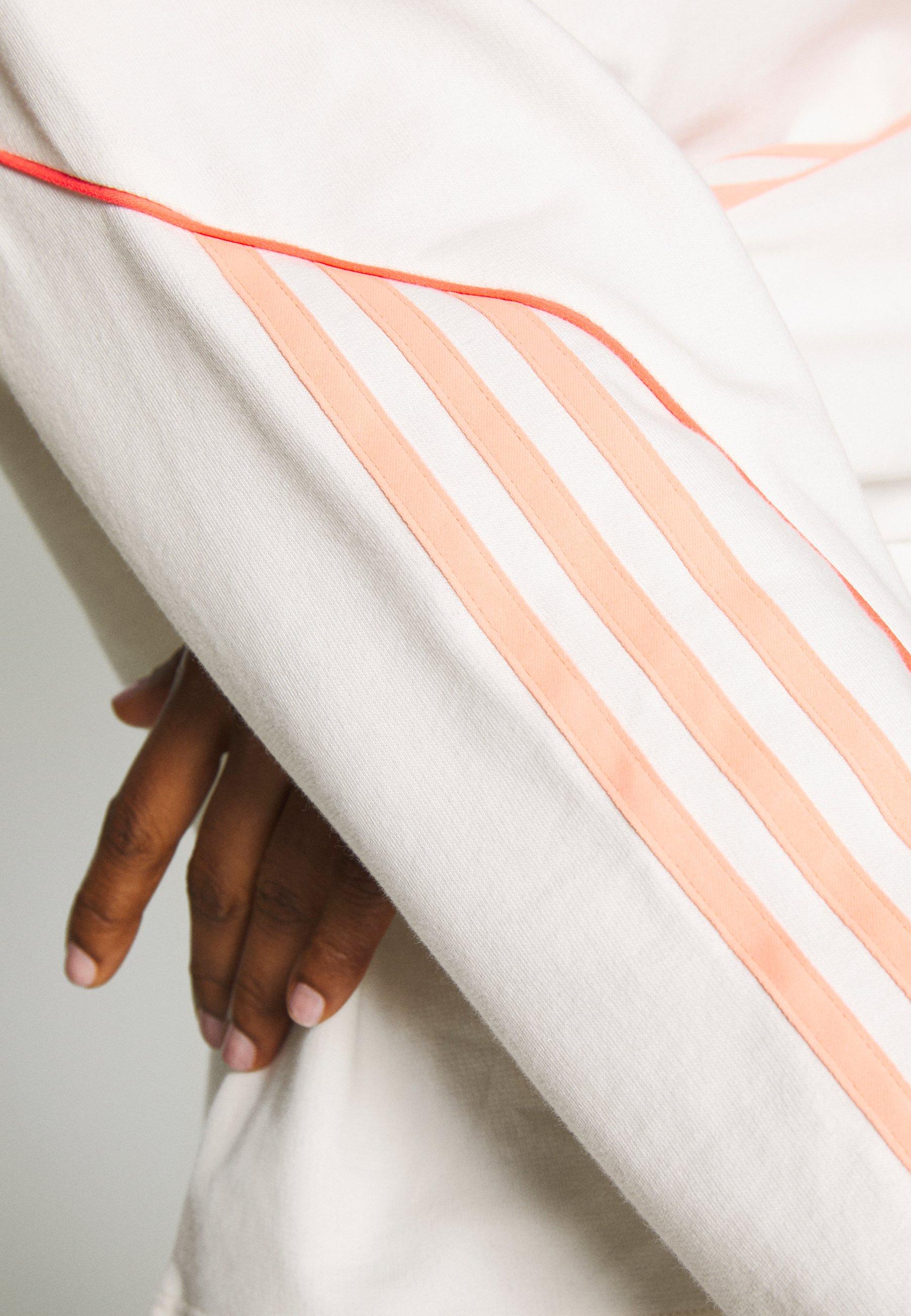 adidas Originals FAKTEN CROPPED SWEATER LONG SLEEVE PULLOVER