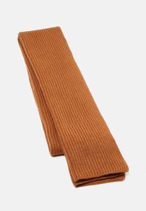 CASS SCARF - Šála - pecan brown