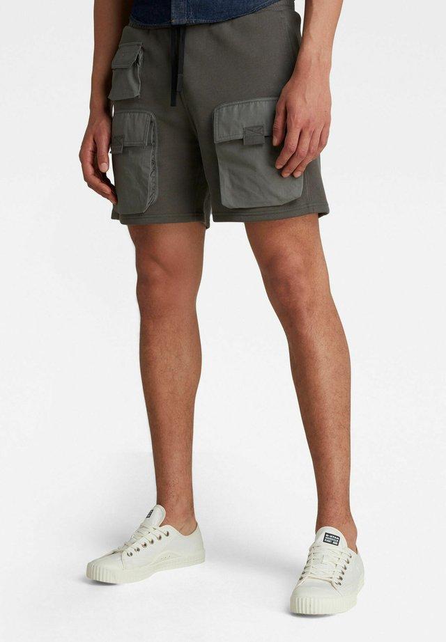Shorts - gs grey