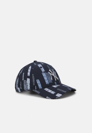 ALL OVER SCRIPT PRINT 9FORTY UNISEX - Pet - blue