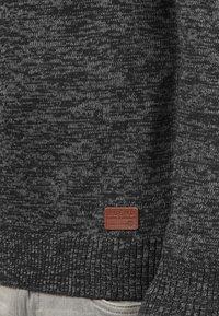 Blend - CARDIGAN DANIRI - Gilet - black - 2