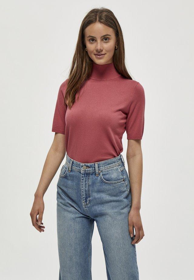 LIMA  - Stickad tröja - pink lemonade