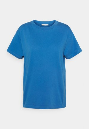 SHORT SLEEVE ROUND NECK - Basic T-shirt - clear fountain