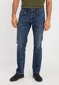camel active - Straight leg jeans - stone blue - 0