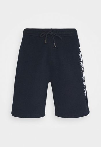 TECH LOGO - Shorts - navy