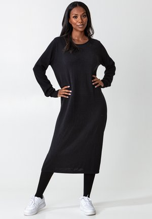 YASMINE - Jumper dress - black