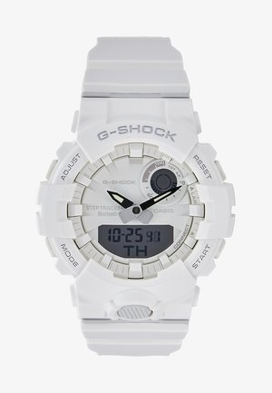 Reloj digital - white