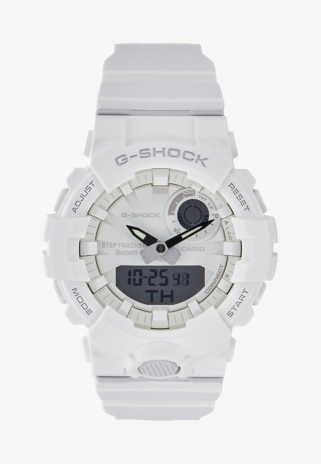 Digital watch - white