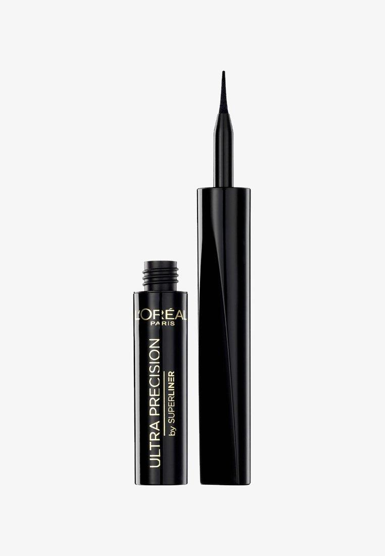 L'Oréal Paris - SUPERLINER - Eyeliner - schwarz