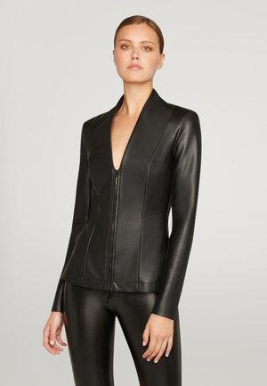 JENNA - Light jacket - black