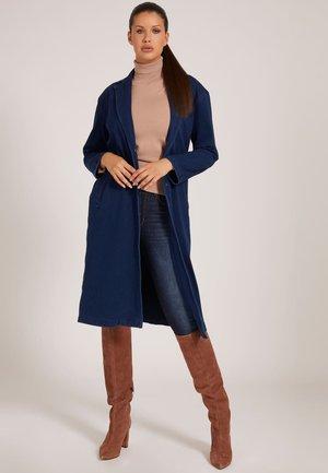 Short coat - blau