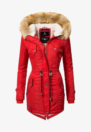 VIVA - Winter coat - red