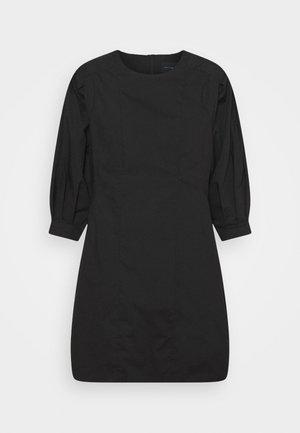 BARBETT DRESS - Fodralklänning - black