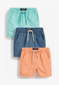 Next - 3 PACK - Shorts - blue - 0