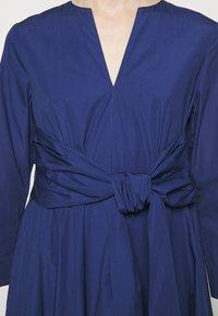 MAX&Co. - BANDOLO - Vapaa-ajan mekko - cornflower blue - 4