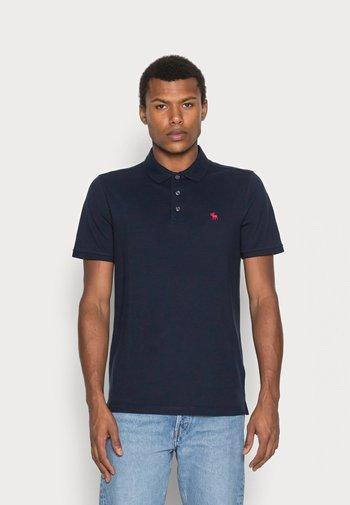 CORE 3 PACK - Polo shirt - white/navy/black