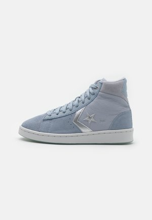 PRO HEART OF THE CITY UNISEX - High-top trainers - gravel/obsidian mist/photon dust