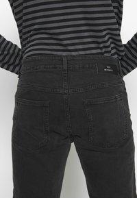 Won Hundred - DEAN - Slim fit jeans - charcoal - 3