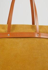 Liebeskind Berlin - Tote bag - tawny yellow - 6