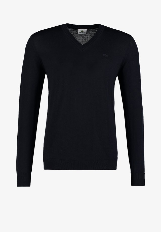 Pullover - navy blue
