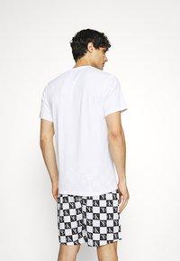 Calvin Klein Underwear - SHORT - Pyžamo - black - 2