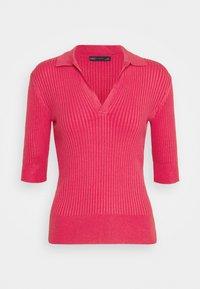 Marks & Spencer London - T-shirts basic - pink - 0