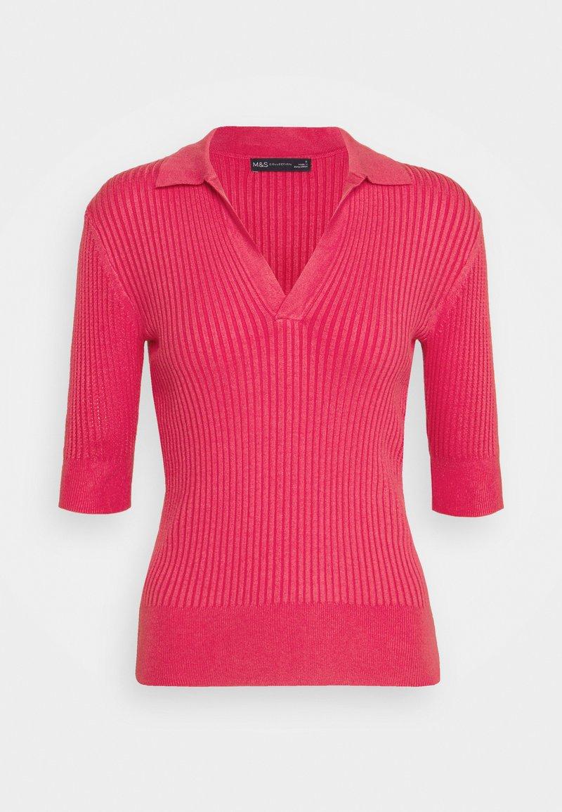 Marks & Spencer London - T-shirts basic - pink