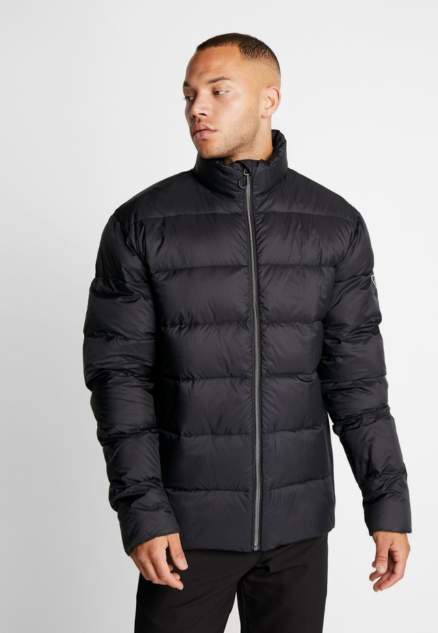 LIGHT JACKET - Gewatteerde jas - black