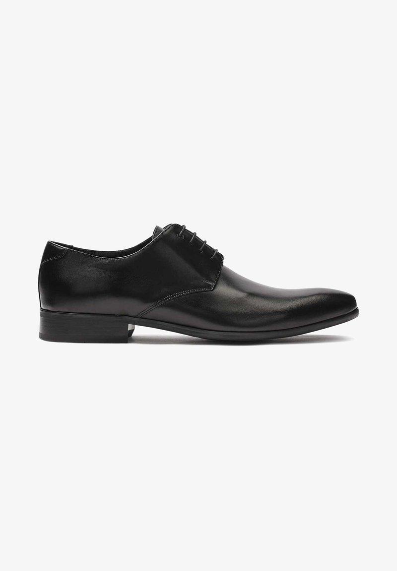 Kazar - OSVALDO - Stringate eleganti - black
