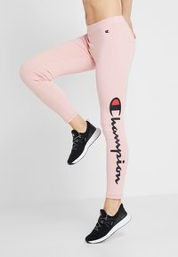 Champion - LEGGINGS - Tights - pink - 0