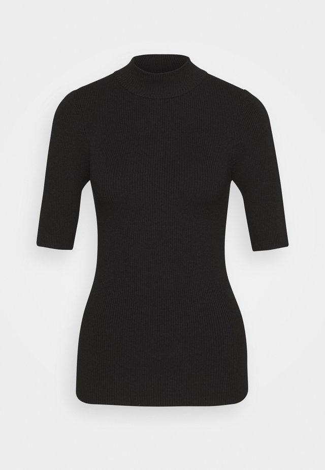 NUBIA  - T-shirt imprimé - caviar