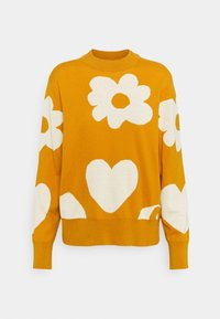 MARIA  - Pullover - yellow